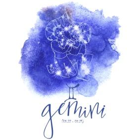 Astrology sign Gemini