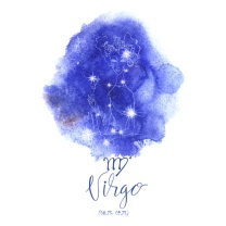 Astrology sign Virgo