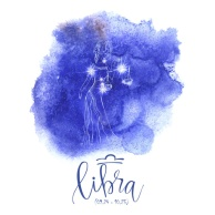 Astrology sign Libra