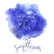 Astrology sign Sagittarius