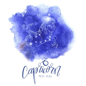 Astrology sign Capricorn