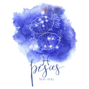 Astrology sign Pisces