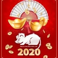 ΚΙΝΕΖΙΚΟ ΩΡΟΣΚΟΠΙΟ : ΕΤΟΣ ΑΡΟΥΡΑΙΟΥ 2020
